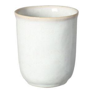 Bílý kameninový hrnek Costa Nova Roda, 300 ml