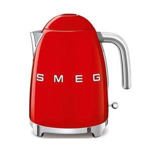 Červená rychlovarná konvice SMEG