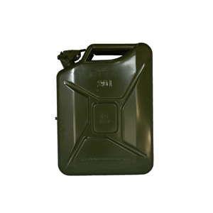 Zelený dárkový kanystr Designed By Man Basic Plus