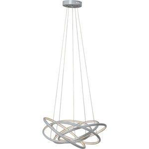 Bílé stropní svítidlo Kare Design Saturn