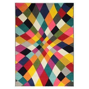 Koberec Flair Rugs Spectrum Rhumba Multi,80x150cm