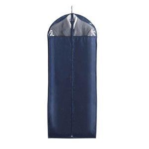 Modrý obal na obleky Wenko Business, 150x60cm