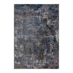 Modrošedý koberec Flair Rugs Wonderlust, 120 x 170 cm