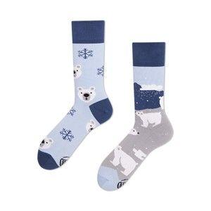 Ponožky Many Mornings Polar Bear,vel.43–46