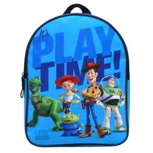 Modrý školní batoh Bagtrotter Toy Story