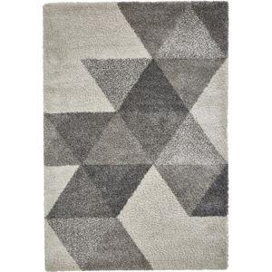 Šedý koberec Think Rugs Royal Nomad, 160x220cm