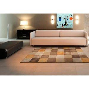 Béžový koberec vhodný i na ven Universal Amber Garro, 133 x 190 cm