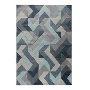 Koberec Flair Rugs Aurora Denim, 120 x 170 cm
