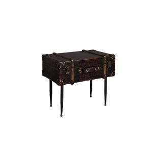 Odkládací stolek s úložným prostorem Dutchbone Luggage