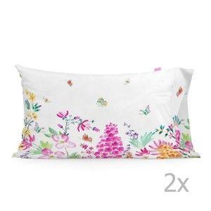 Sada 2 bavlněných povlaků na polštář Happy Friday Bliss,50x75cm