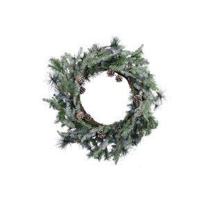 Vánoční dekorace ve tvaru věnce se šiškami Ego Dekor, ⌀63cm
