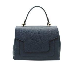 Tmavě tyrkysová kabelka z pravé kůže Andrea Cardone Calliso