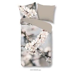 Bavlněné povlečení z bavlny na jednolůžko Good Morning Amanda, 140 x 200 cm