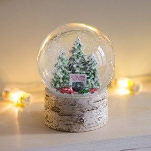 Vánoční sněžítko Le Studio Winterland Snow Globe