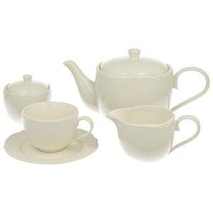15dílný kávový set z porcelánu Duo Gift Luxury