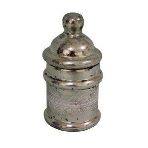 Stříbrná dóza Antic Line Bonboniére
