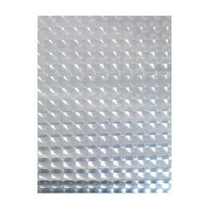 Sprchový závěs Wenko 3D Frame, 180x200cm