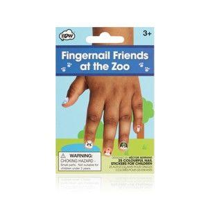 Sada nálepek na nehty npw™ Zoo