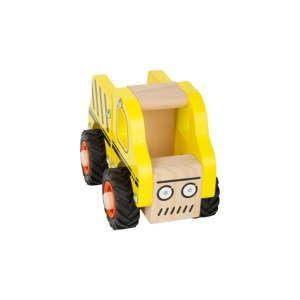 Dětský dřevěný stavební vůz Legler Vehicle