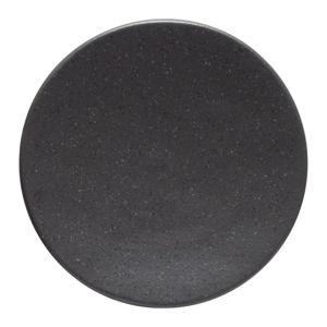 Šedý kameninový podnos Costa Nova Roda Ardosia, ⌀ 16 cm