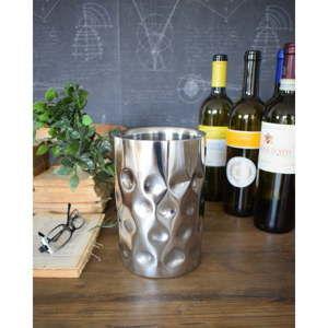 Hliníková chladící nádoba na víno Orchidea Milano Lounge, ø12cm