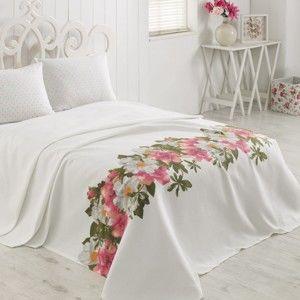 Přehoz přes postel na dvoulůžko Florecida,200x230cm