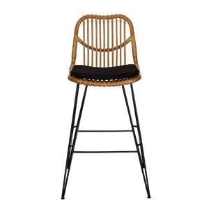 Ratanová barová židlička WOOX LIVING New York