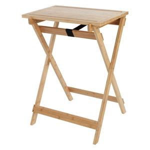 Skládací stolek skrájecím prkénkem Wenko Lugo