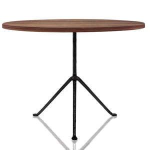 Jídelní stůl s deskou z jasanového dřeva Magis Officina,ø75cm