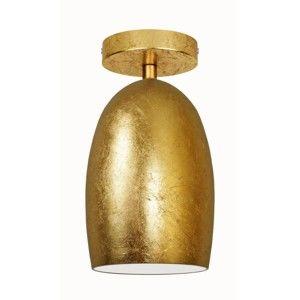 Stropní svítidlo ve zlaté barvě Sotto Luce UME Elementary Cast