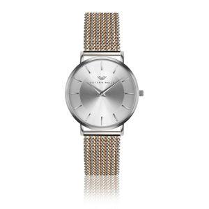 Dámské hodinky s páskem z nerezové oceli Victoria Walls Ava