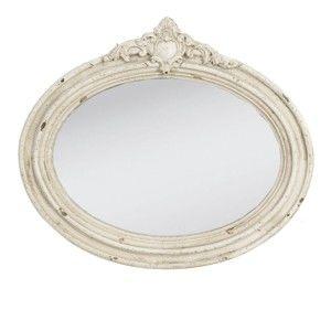 Nástěnné zrcadlo Clayre&Eef Marissol, 61 x 53 cm