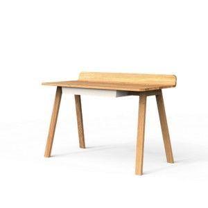 Pracovní stůl z dubového dřeva Javorina Desk
