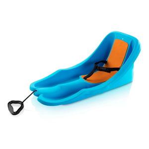 Oranžovo-modrý tažný bob Gizmo Baby Rider