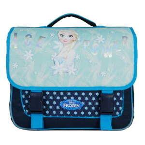 Modrá školní aktovka Bagtrotter Frozen