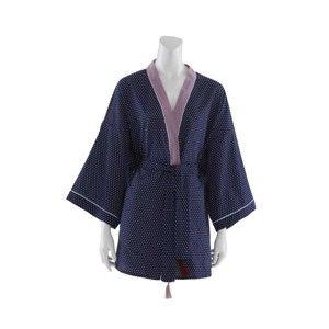 Tmavě modré dámské kimono Bella Maison Adonis, vel.S