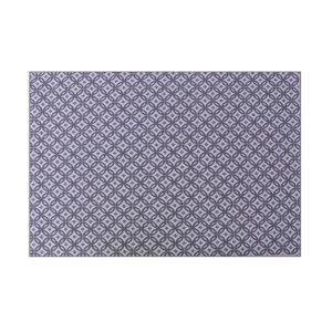 Antracitově šedý zahradní koberec Hartman Scotty, 170x120cm