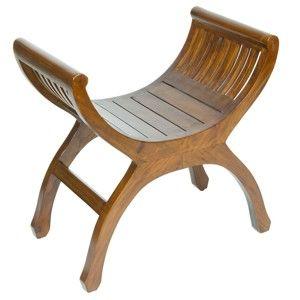 Stolička ze dřeva mindi a ořešáku Santiago Pons Yuyu
