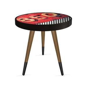 Příruční stolek Rassino Circle, ⌀ 45 cm