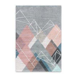 Barevný ručně tkaný koberec HF Living Range, 120 x 170 cm