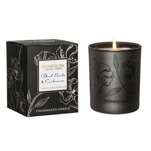Svíčka s vůní santalového dřeva a kardamonu Stoneglow, doba hoření 35 hodin