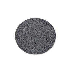Žulový kulatý podnos Garden Trading Granite, ø 20 cm
