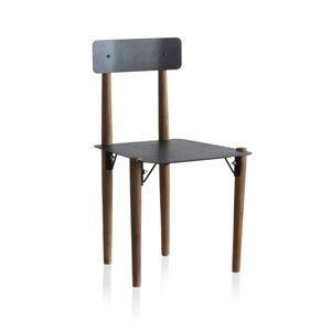 Dřevěná jídelní židle Geese