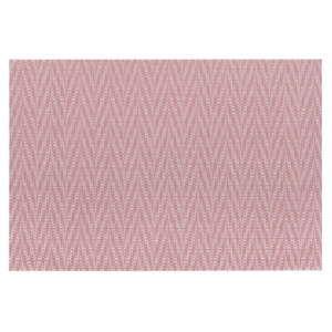 Červené prostírání Tiseco Home Studio Chevron, 45 x 30 cm