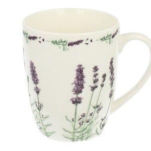 Porcelánový hrnek Duo Gift Lavender, 320 ml