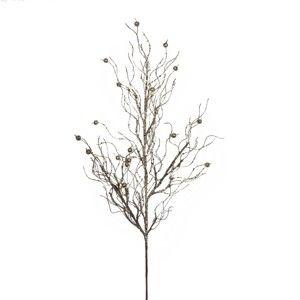Vánoční dekorace ve tvaru větve Ego dekor, výška88cm