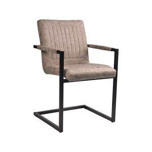 Béžová jídelní židle LABEL51 Rossi