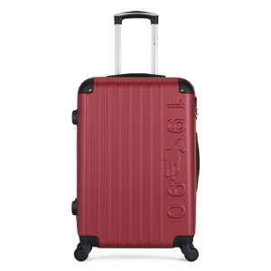 Vínový cestovní kufr na kolečkách GENTLEMAN FARMER Maresso Valise Weekend, 62l