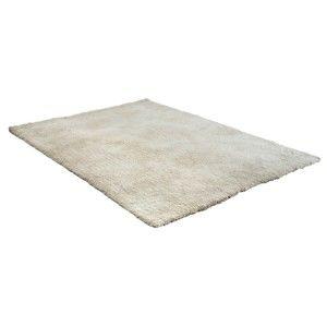 Bílý koberec Cotex Donare, 70 x 140 cm