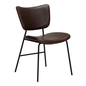 Hnědá jídelní židle DAN-FORM Denmark Thrill